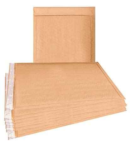 envelope kraft natural