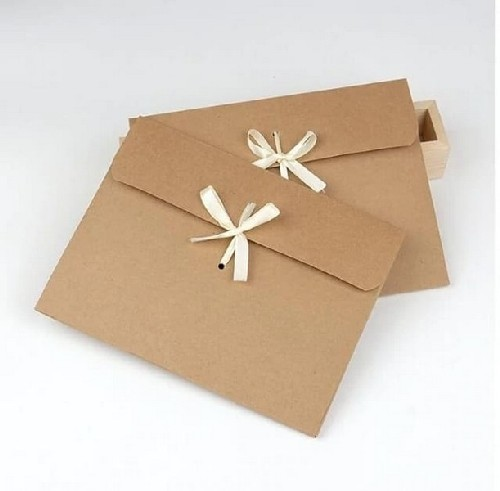 envelope de papel