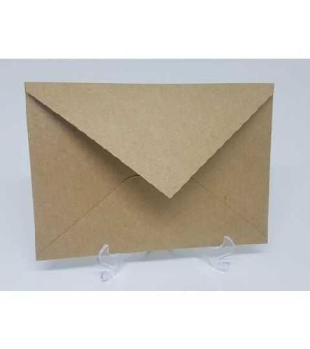 envelope kraft para convite