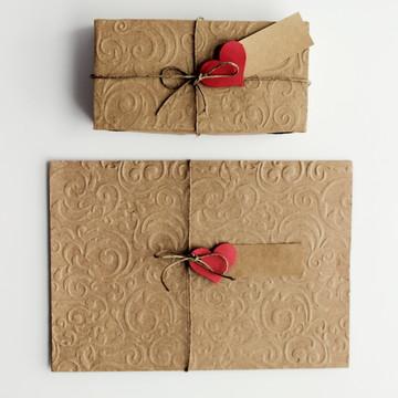 Envelope para presente