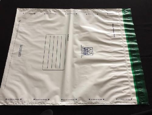 Envelope para provas