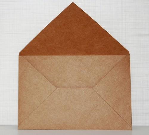 envelope pardo